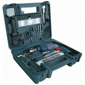 Bộ máy khoan 100 chi tiết Bosch GSB 1300 RE